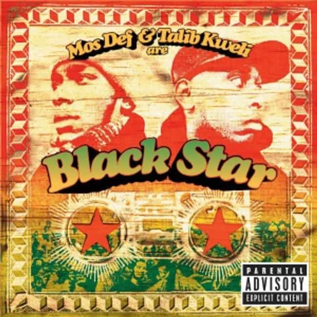 Mos Def & Talib Kweli Are Blac... is listed (or ranked) 1 on the list The Best Talib Kweli Albums of All Time