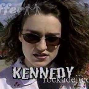 Kennedy is listed (or ranked) 10 on the list The Best Original MTV VJs