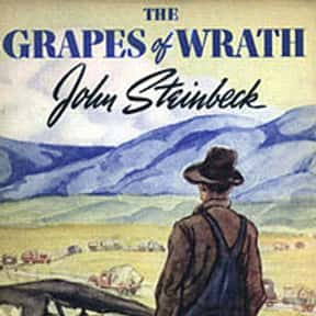 The Grapes of Wrath is listed (or ranked) 5 on the list The Greatest American Novels