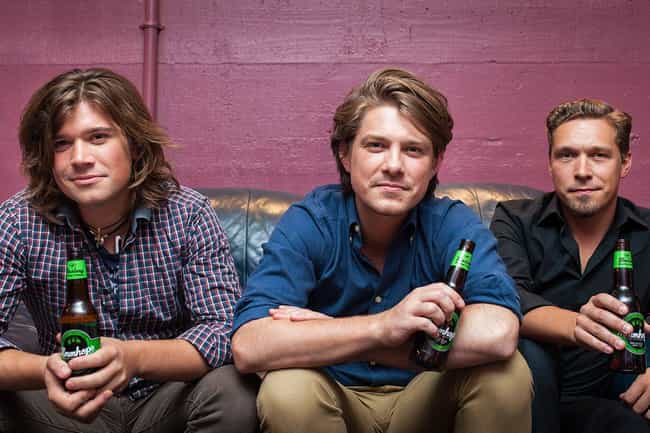 Hanson is listed (or ranked) 4 on the list Celebrities Who Have Their Own Alcohol Brands