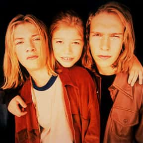 Hanson is listed (or ranked) 20 on the list The Greatest Boy Bands of All Time