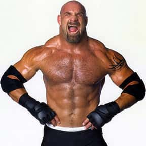 Goldberg is listed (or ranked) 3 on the list The Best WCW Wrestlers of All Time