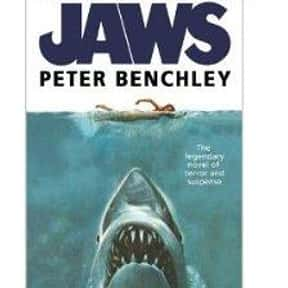 Jaws is listed (or ranked) 16 on the list The Scariest Novels of All Time