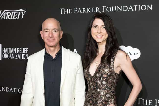 Mackenzie Bezos is listed (or ranked) 1 on the list Badass Women Way Cooler Than Their Famous Husbands