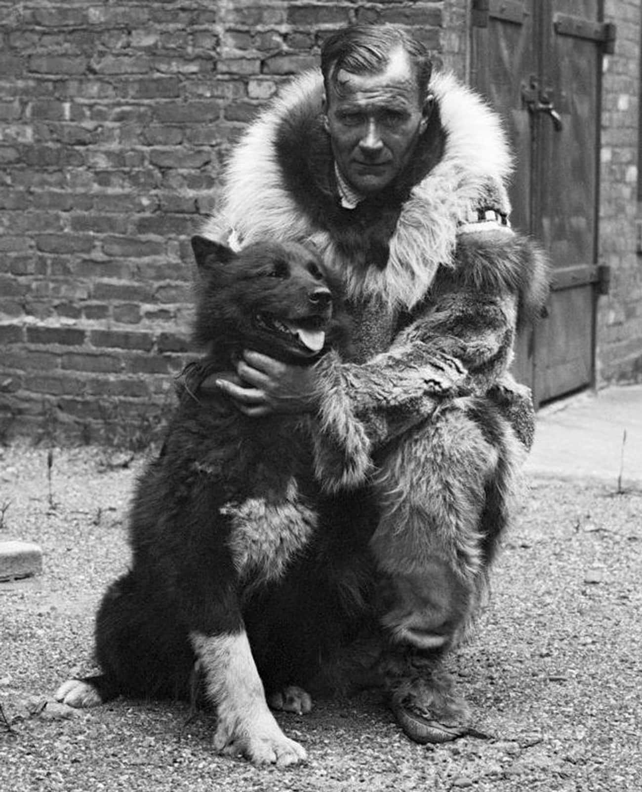 Siberian Husky (1925) is listed (or ranked) 2 on the list 19 Fascinating Photos Of What Dog Breeds Used To Look Like