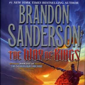 The Way of Kings is listed (or ranked) 2 on the list Other Books Game of Thrones (ASOIAF) Fans Will Love