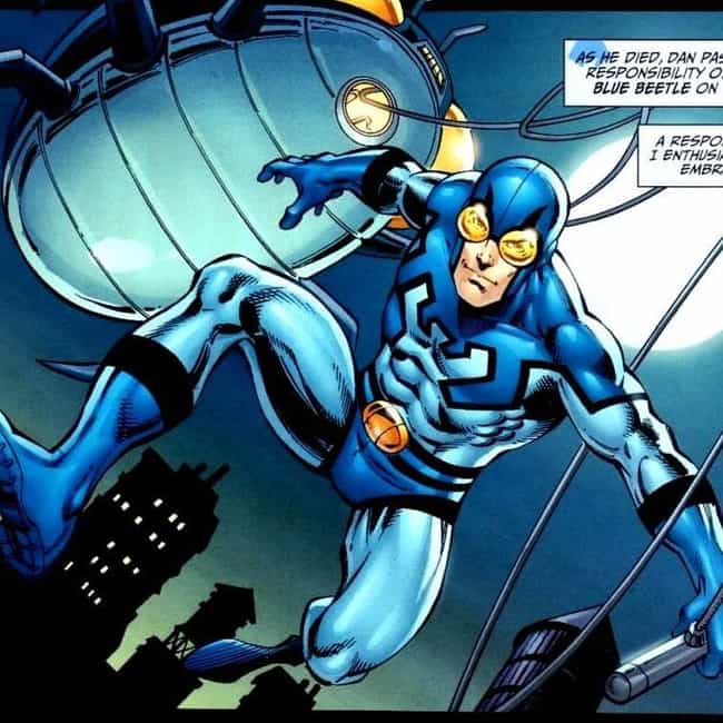 Blue Beetle is listed (or ranked) 8 on the list Superhero Replacements Who Are Way Better Than Their Predecessors