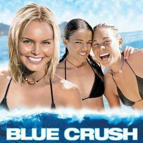 Blue Crush is listed (or ranked) 3 on the list Great Movies Set on the Beach