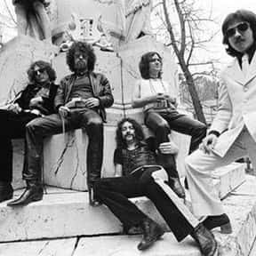 Blue Öyster Cult is listed (or ranked) 1 on the list The Best Bands with Blue in the Name