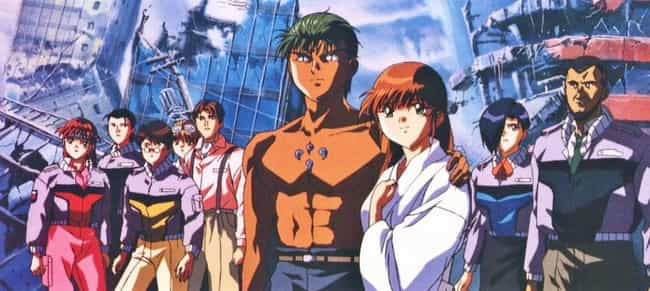 Blue Seed is listed (or ranked) 2 on the list Underrated '90s Anime You Probably Haven't Seen