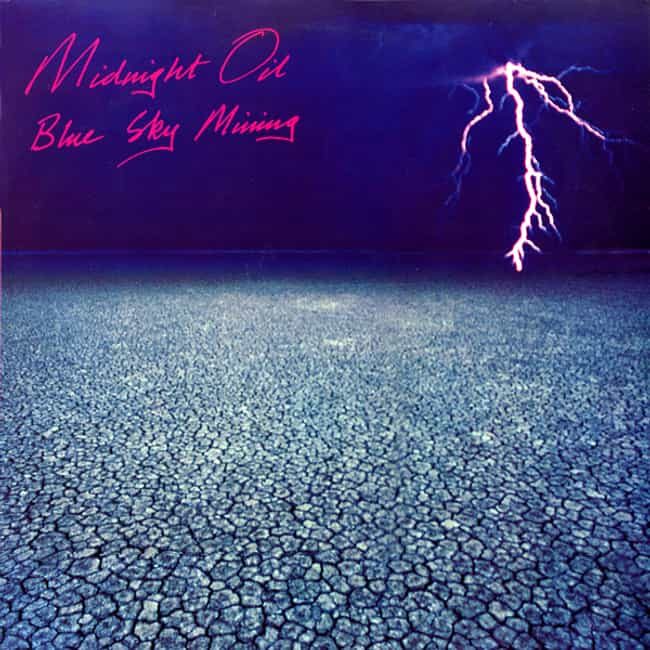 Blue Sky Mining is listed (or ranked) 2 on the list The Best Midnight Oil Albums of All Time