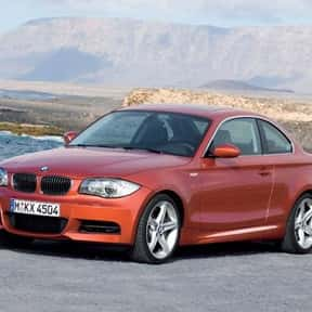 BMW 1 Series is listed (or ranked) 23 on the list The Best Inexpensive Cars You'd Love to Own