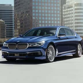 BMW 7 Series is listed (or ranked) 11 on the list The Best Cars of 2019
