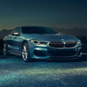BMW 8 Series is listed (or ranked) 1 on the list The Best Cars of 2019