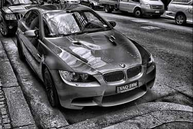 BMW M3 is listed (or ranked) 1 on the list Full List of BMW Models