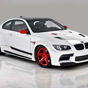 BMW M3 is listed (or ranked) 23 on the list The Ultimate Dream Garage