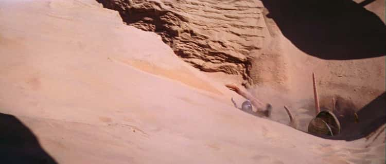 Boba Fett, The Best Bounty Hunter In The Galaxy, Is Accidentally Knocked Into The Sarlacc Pit
