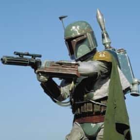 Boba Fett is listed (or ranked) 3 on the list Which Star Wars Characters Deserve Spinoff Movies?