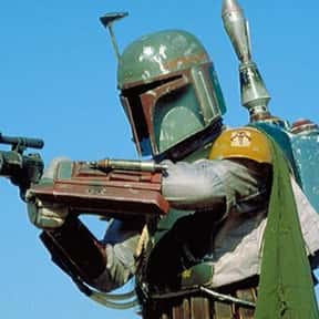 Boba Fett is listed (or ranked) 5 on the list The Most Hated Star Wars Villains