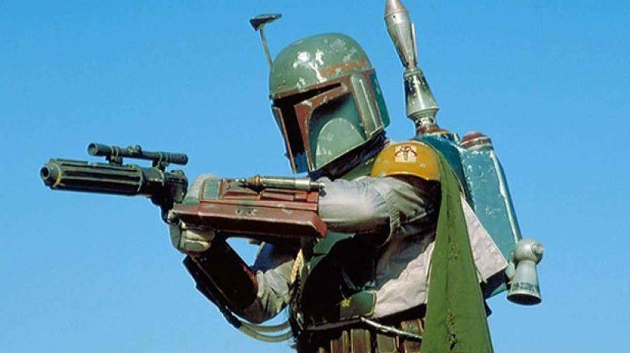Boba Fett is listed (or ranked) 2 on the list Who's The Best Bounty Hunter In The Star Wars Galaxy?