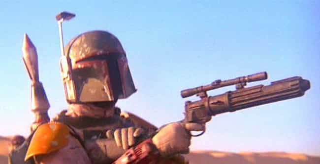 Boba Fett is listed (or ranked) 2 on the list The Best Blasters in the 'Star Wars' Saga, Ranked