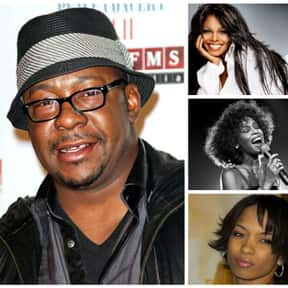 Bobby Brown is listed (or ranked) 25 on the list The Biggest Manwhores in the Entertainment Industry