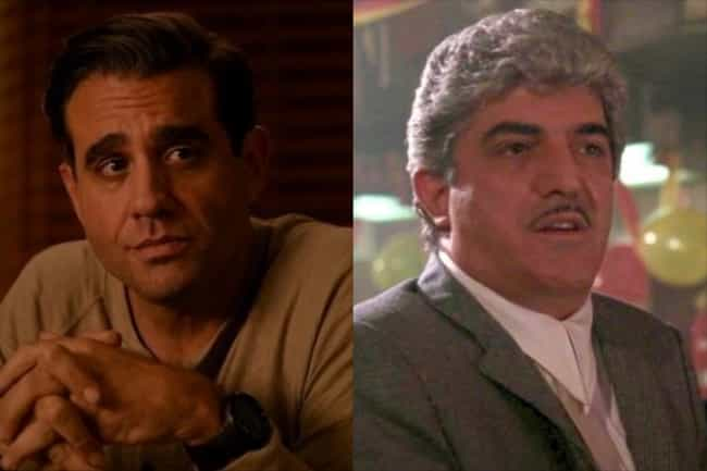 Bobby Cannavale is listed (or ranked) 1 on the list Who Would Star In 'Goodfellas' If It Were Cast Today?