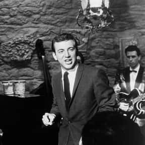 Bobby Darin is listed (or ranked) 15 on the list The Greatest Pop Groups & Artists of All Time
