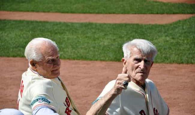Bobby Doerr is listed (or ranked) 2 on the list Old Athletes You Didn't Realize Are Still Alive
