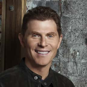 Bobby Flay is listed (or ranked) 3 on the list Celebrity Chefs You Most Wish Would Cook for You