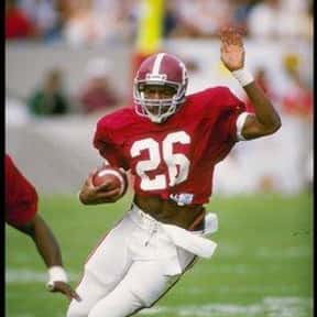 Bobby Humphrey is listed (or ranked) 24 on the list The Best Alabama Crimson Tide Football Players of All Time