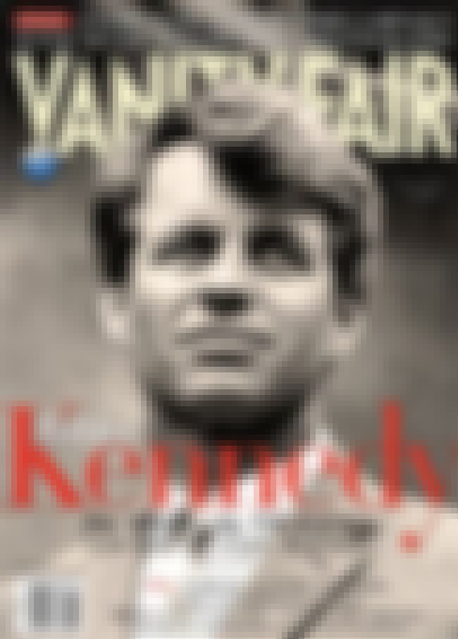 Bobby Kennedy is listed (or ranked) 4 on the list The Best Vanity Fair Covers