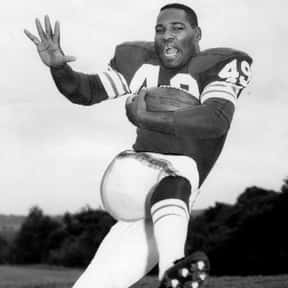 Bobby Mitchell is listed (or ranked) 20 on the list The Greatest Washington Redskins of All Time