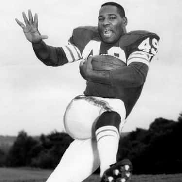 Bobby Mitchell is listed (or ranked) 2 on the list The Best Athletes Who Wore #49