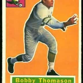 Bobby Thomason is listed (or ranked) 18 on the list The Best Philadelphia Eagles Quarterbacks of All Time