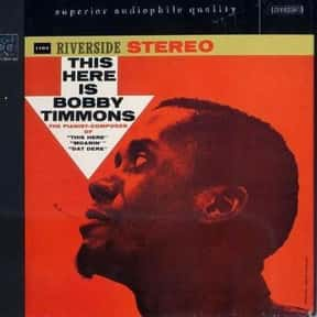 Bobby Timmons is listed (or ranked) 22 on the list The Best Soul Jazz Bands/Artists