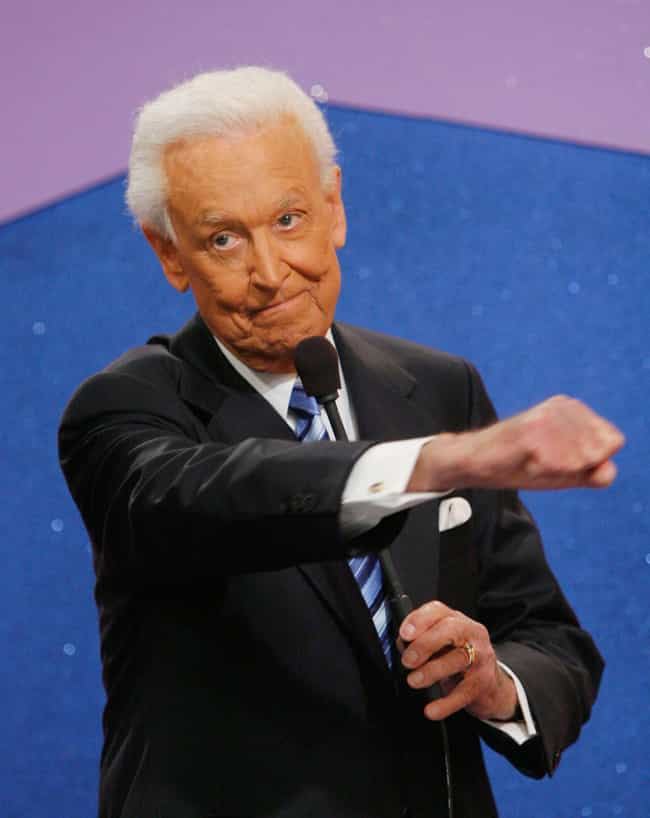 Bob Barker is listed (or ranked) 4 on the list Famous People Born in 1923