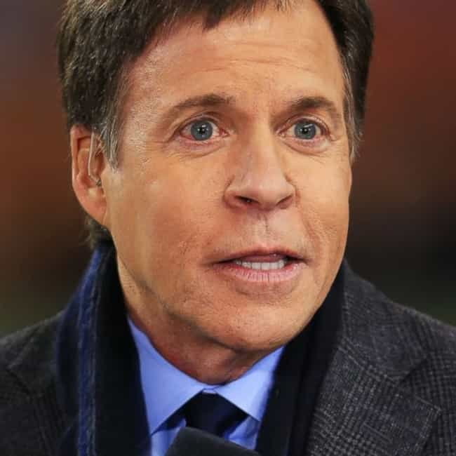Bob Costas is listed (or ranked) 4 on the list Famous Male Sportscasters