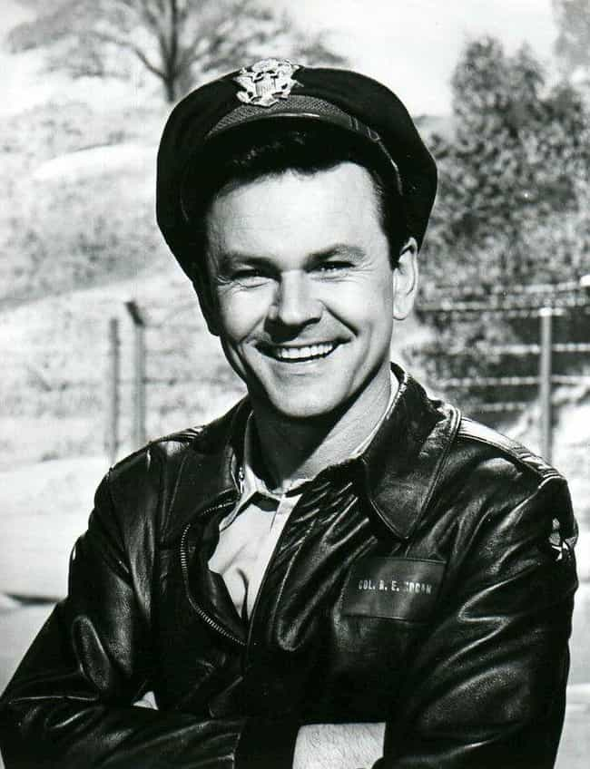 Bob Crane is listed (or ranked) 1 on the list The Donna Reed Show Cast List