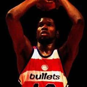 Bob Dandridge is listed (or ranked) 3 on the list The Best Washington Wizards Small Forwards of All Time