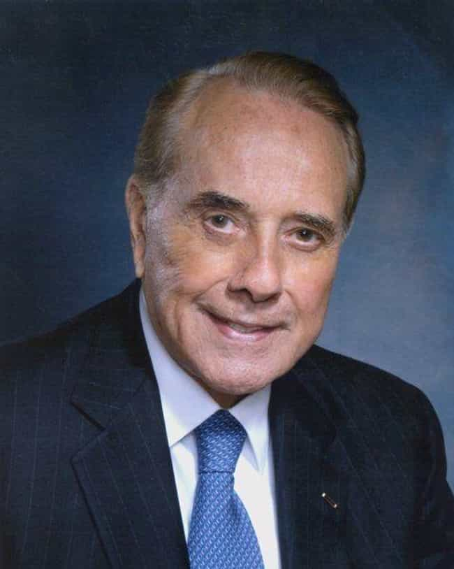 Bob Dole is listed (or ranked) 3 on the list What Did Famous Presidential Candidates Who Lost Get Up To After Their Defeats?