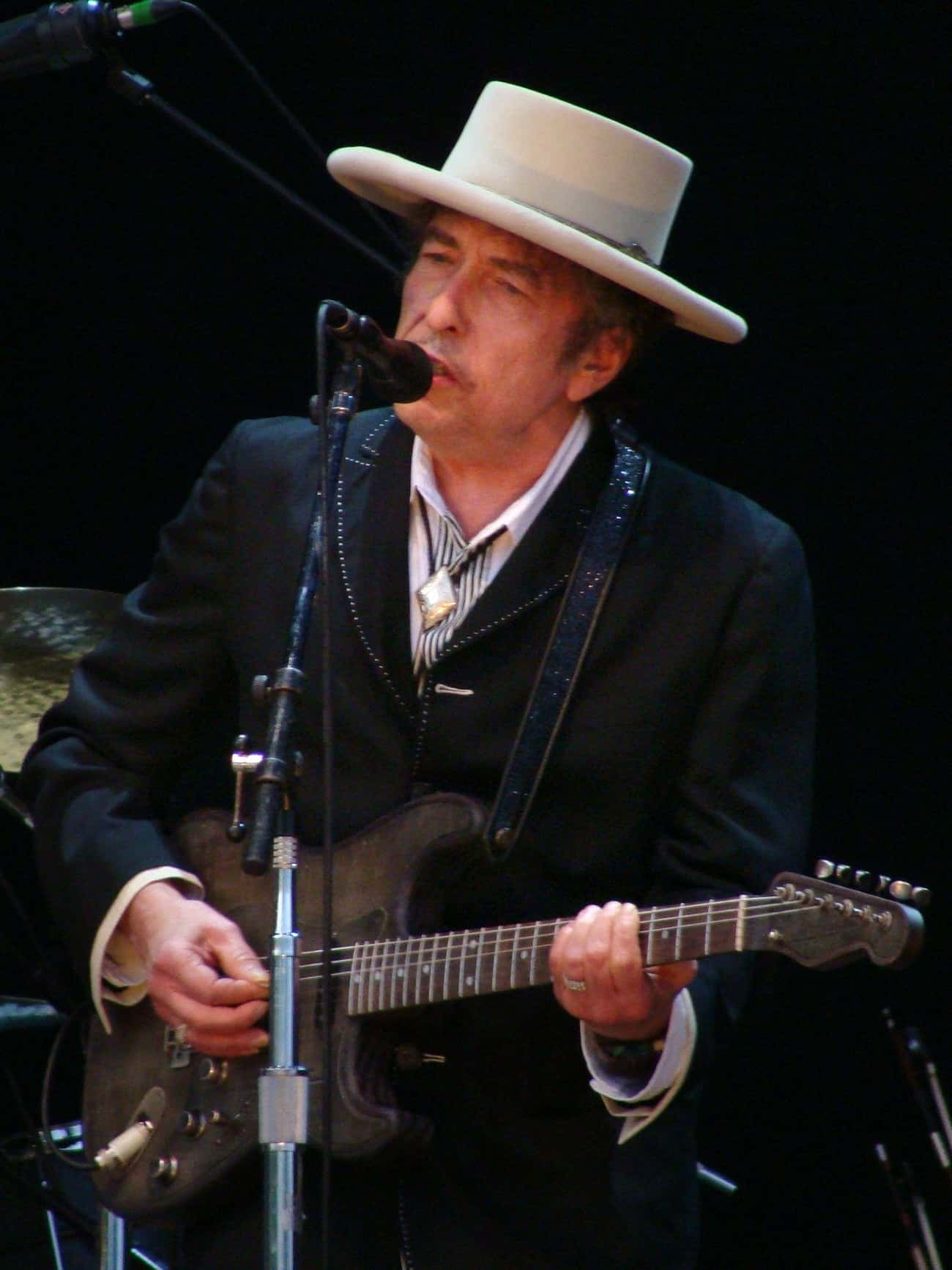 Bob Dylan is listed (or ranked) 2 on the list 19 Musicians Who Have Written Children's Books