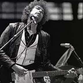 Bob Dylan is listed (or ranked) 9 on the list List of Famous Musicians