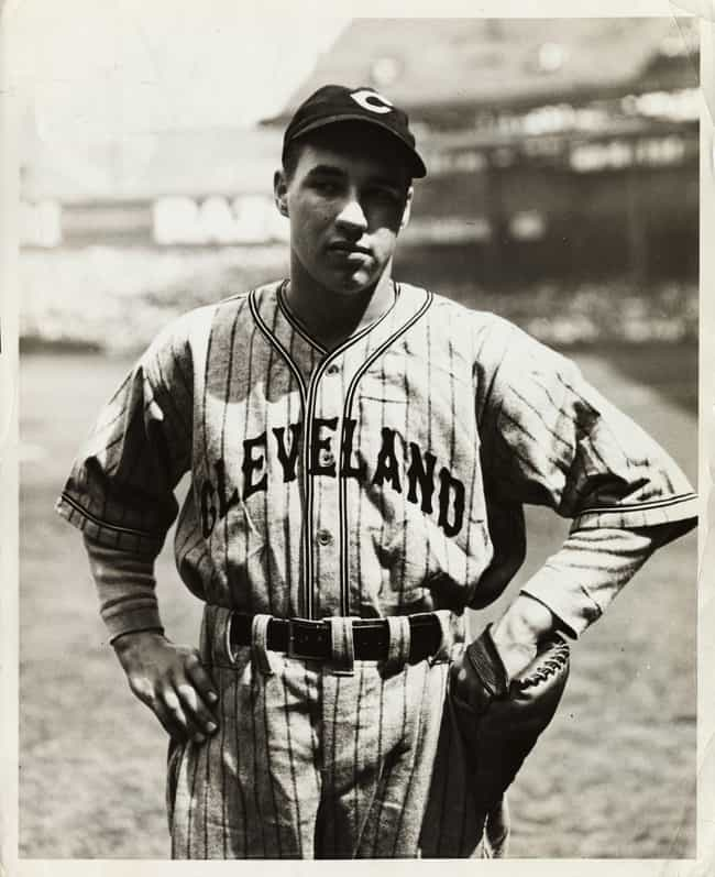 Bob Feller is listed (or ranked) 3 on the list Athletes Who Are Military Heroes
