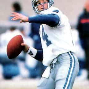 Bob Gagliano is listed (or ranked) 22 on the list The Best Los Angeles Chargers Quarterbacks of All Time