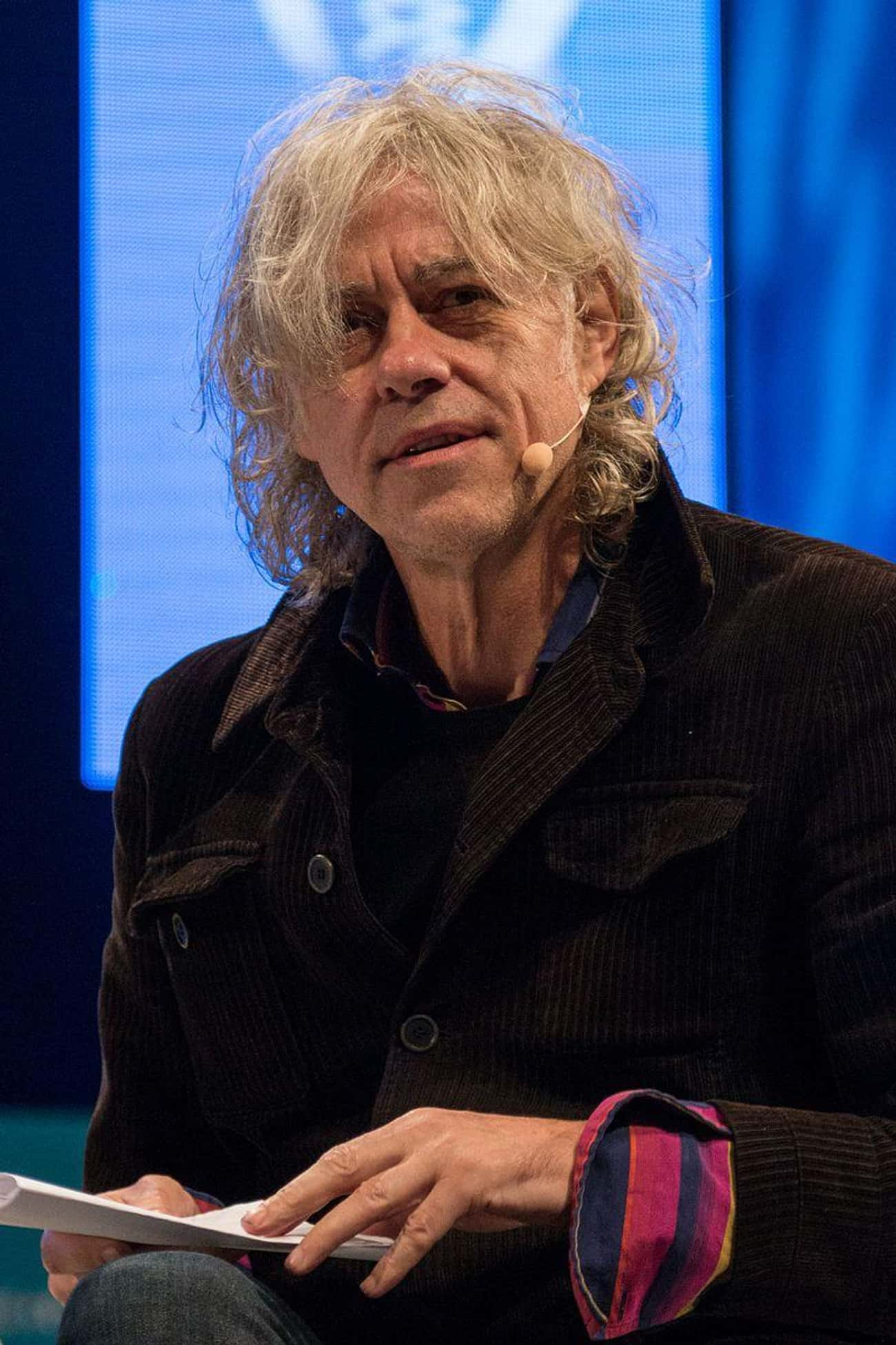 Bob Geldof is listed (or ranked) 3 on the list Obnoxious Celebrity Baby-Namers