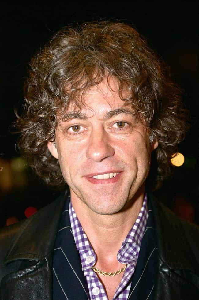 Bob Geldof is listed (or ranked) 1 on the list Grumpy Old Men Cast List