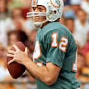 Bob Griese is listed (or ranked) 3 on the list Undeserving Members of the Pro Football Hall of Fame