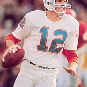 Bob Griese is listed (or ranked) 15 on the list The Most Overlooked Quarterbacks of All Time