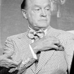Bob Hope is listed (or ranked) 18 on the list The Greatest Entertainers of All Time